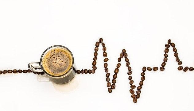 Coffee Makes Hair Dry, Brittle, & Grey