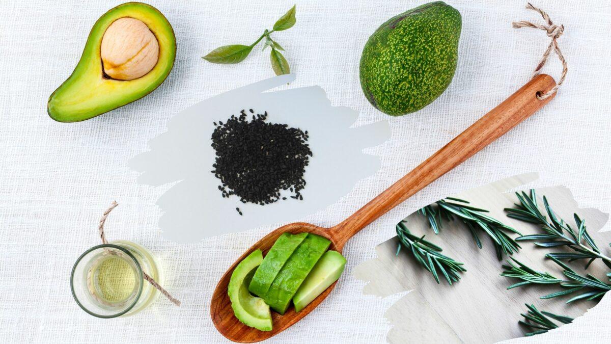 Black Seeds Help Make Hair Stronger