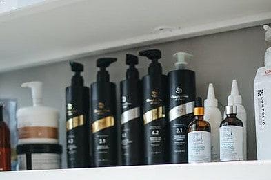 Harsh Ingredients in Shampoos Damage Hair