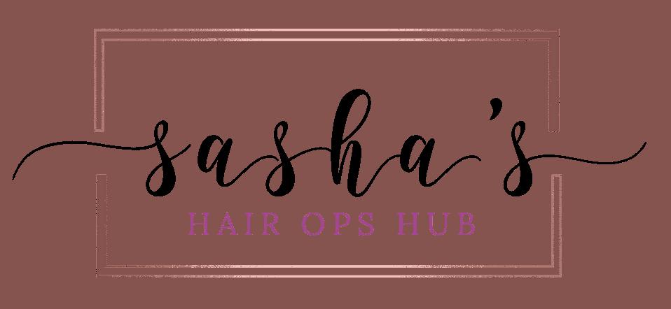 Sasha's Hair Ops Hub