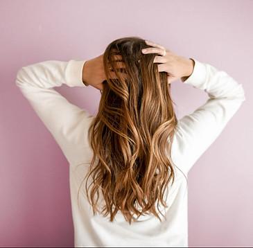 Hard Water Minerals Make Scalp Itchy & Thinning Hair