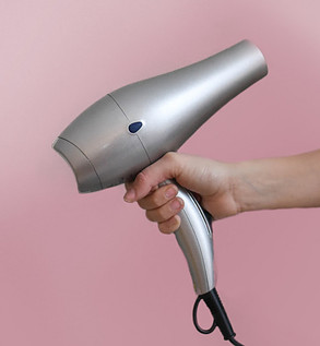Hot Tools & Hard Water Damage Hair