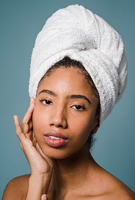 Hair Towels Stop Frizz & Split-Ends