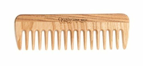 Tek Combs Are 100% FSC certified Wood