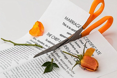 Divorce Causes Stress Related Hair Loss