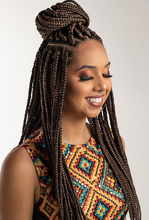 Tight Braids and Traction Alopecia