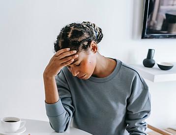 Tight Hairstyles Can Cause Headaches