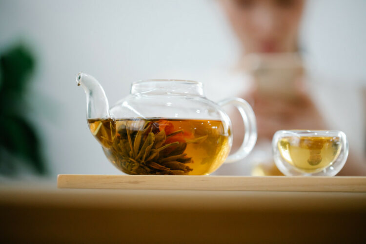 Herbal Tea For Hair Growth