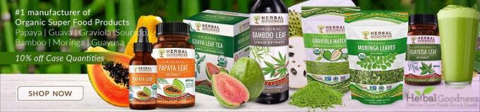 Herbal Goodness Brand