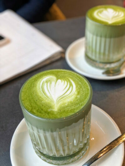 Matcha Helps With Hair Growth