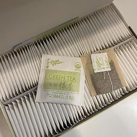 100% Organic Green Tea