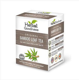 Organic Bamboo Leaf Tea