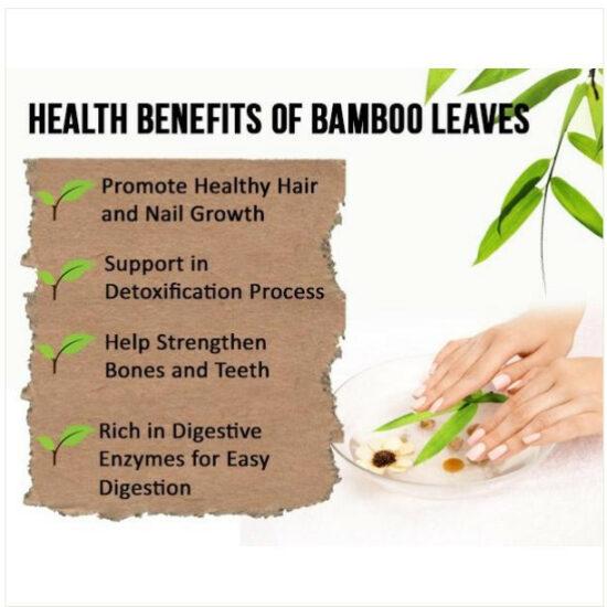 Bamboo Tea Health Benefits