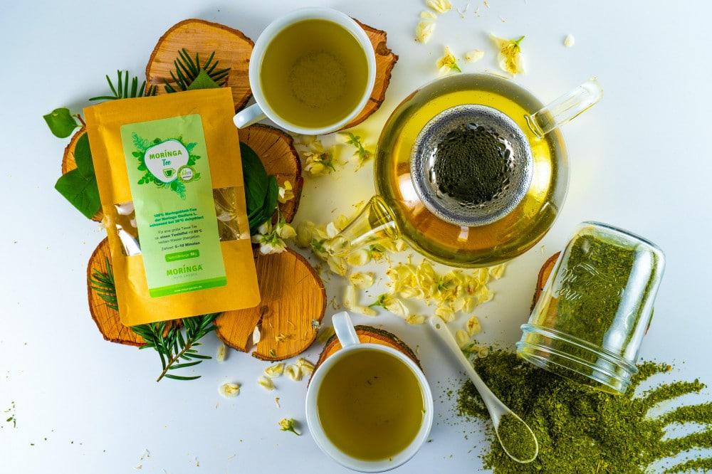 Moringa Benefits For Hair Growth - Moringa Products